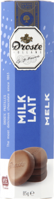 Пастили Droste Млечен шоколад