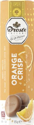 Пастили Droste с Портокал