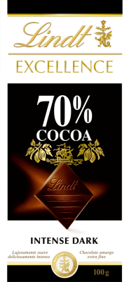 Шоколад Lindt Excellence Dark