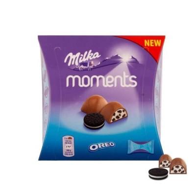 Бонбони Milka Moments Oreo