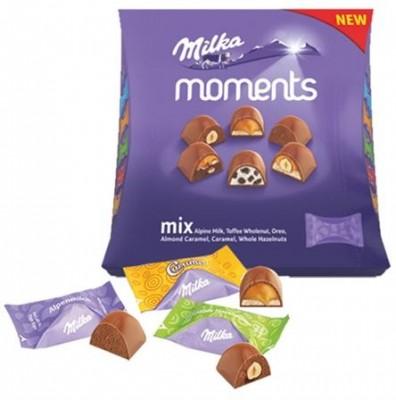 Бонбони Milka Moments Асорти