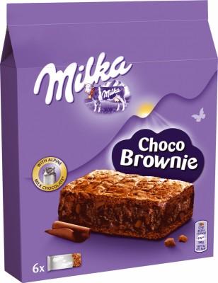 Кексчета Milka Choco Brownie