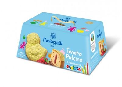 Кейк Melegatti Tenero Pulcino