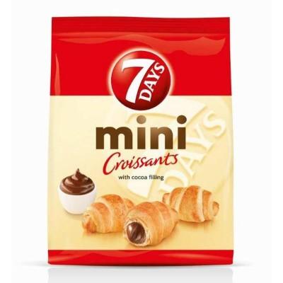 Мини кроасани 7 Days какао