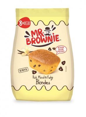 Кексче Mr. Brownie Blondies с Шоколадов чипс