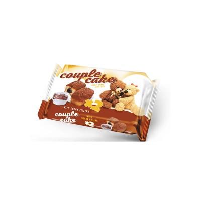Мини кекс Couple Cake с какаов крем