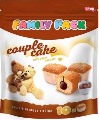 Мини кекс Couple Cake Family Pack какао