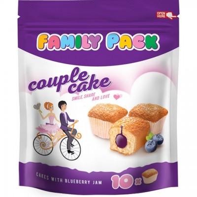 Мини кекс Couple Cake Family Pack боровинка