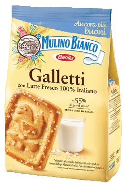 Бисквити Галети MULINO BIANCO