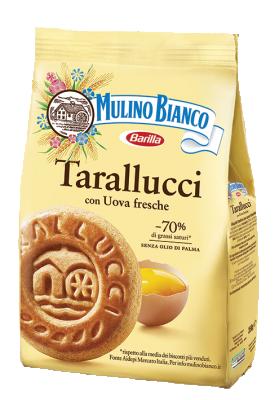 Бисквити Таралучи MULINO BIANCO