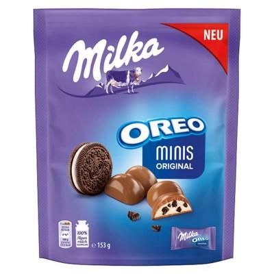 Бисквити Milka Oreo Минис