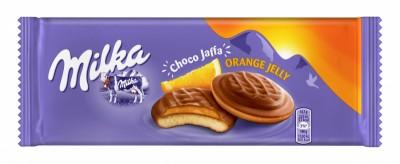 Бисквити Milka Портокал