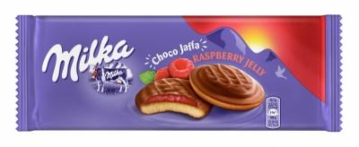 Бисквити Milka Малина