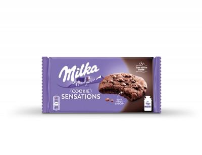 Бисквити Milka Cookie Sensations