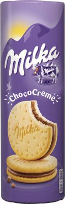 Бисквити Milka Шоко Крем