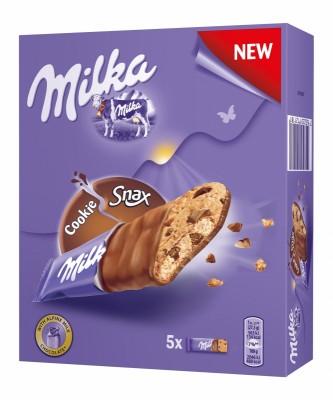 Бисквити Milka Cookie Snacks