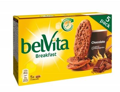 Бисквити belVita Шоколад