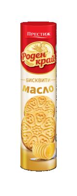 Чаени бисквити Роден край масло
