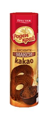 Бисквити Роден край макси какао