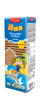 Бисквити Ная какао