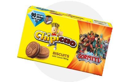 Бисквити Chipicao