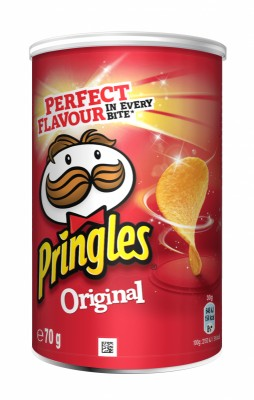 Чипс Pringles оригинал