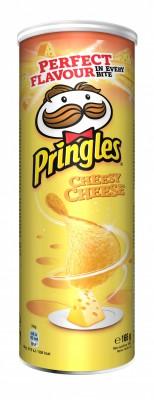 Чипс Pringles начо сирене