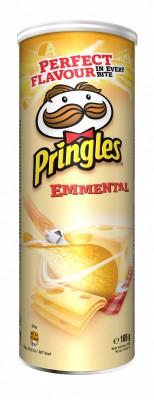 Чипс Pringles ементал