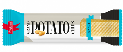 Чипс Grand Potato с моркса сол