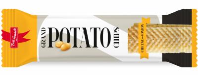 Чипс Grand Potato със сирене и лук