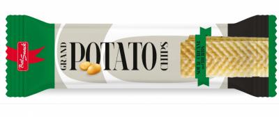 Чипс Grand Potato със сметана и подправки