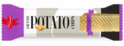Чипс Grand Potato със сметана и лук