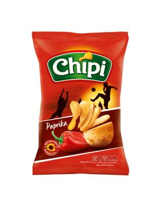 Чипс Chipi паприка