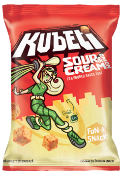 Kubeti сметана и лук