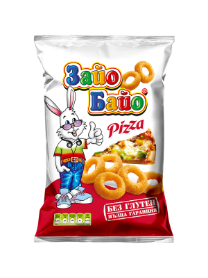 Царевични пръчици Зайо Байо Пица
