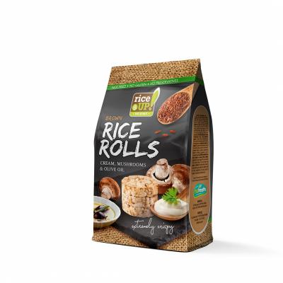 Мини оризовки Rice Rolls сметана и гъби