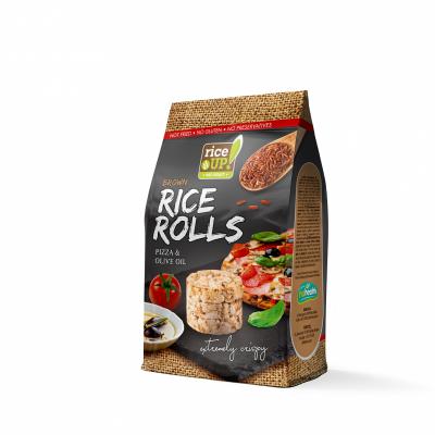 Мини оризовки Rice Rolls пица