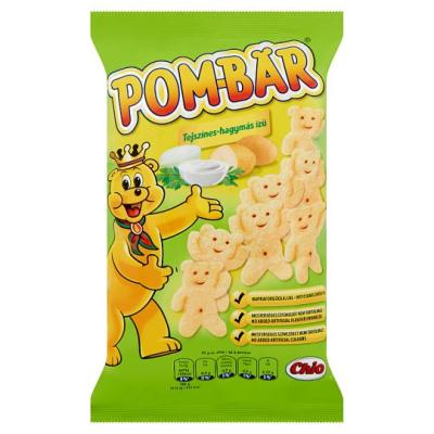 Снакс Pom-Bar сметана и лук