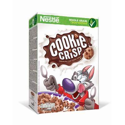 Зърнена закуска Nestle Cookie Crisp