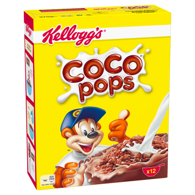 Зърнена закуска Kellogg's Coco Pops