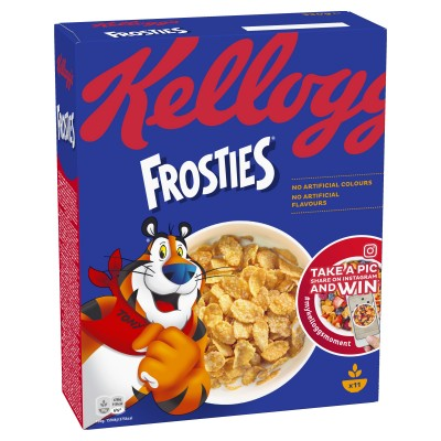 Зърнена закуска Kellogg's Frosties