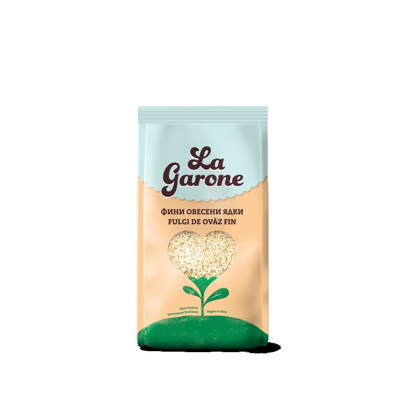 Фини овесени ядки La Garone