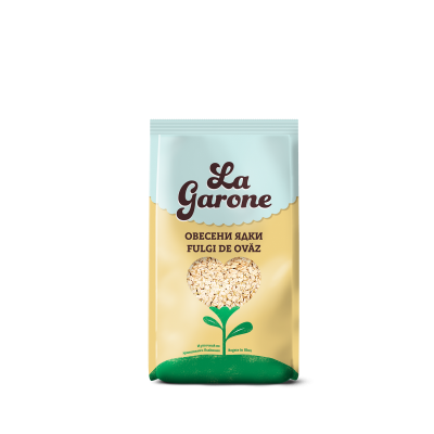 Овесени ядки La Garone
