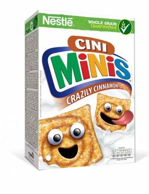 Зърнена закуска Nestle Cini Minis канела