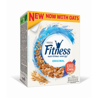 Зърнена закуска Nestle Fitness оригинал