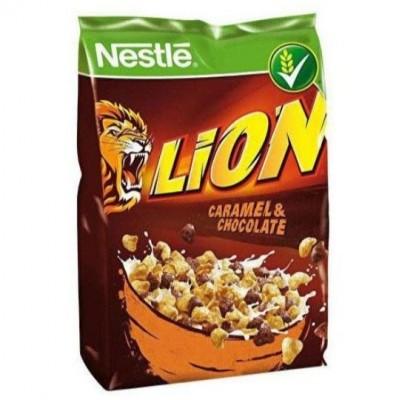 Зърнена закуска Nestle Lion