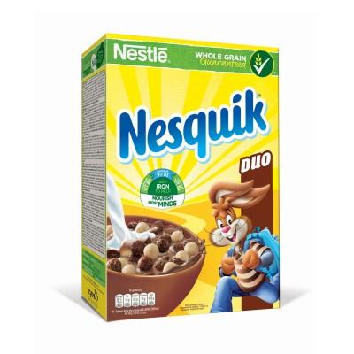 Зърнена закуска Nestle Nesquik микс
