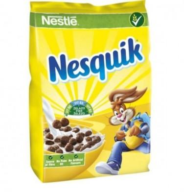 Зърнена закуска Nestle Nesquik