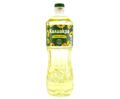 Слънчогледово олио Калиакра