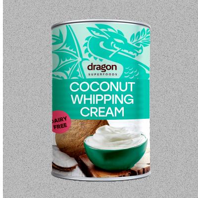 БИО Кокосова сметана Dragon Superfoods 30% масленост